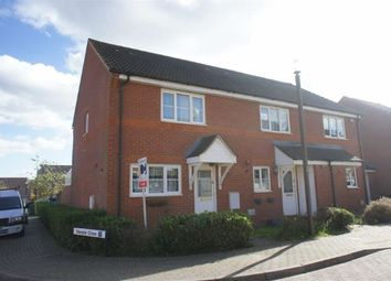 Thumbnail 3 bed end terrace house to rent in Mavoncliffe Drive, Tattenhoe, Milton Keynes