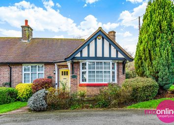 Thumbnail 2 bed bungalow for sale in Chalet Estate, Hammers Lane, London