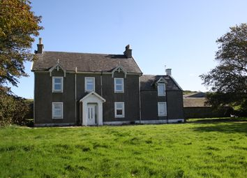 Thumbnail 5 bed farmhouse for sale in Dunallan Farmhouse, Isle Of Bute