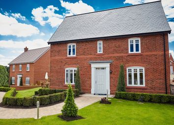 "Thumbnail 5 bed detached house for sale in ""Aldford"" at Tarporley Business Centre, Nantwich Road, Tarporley"