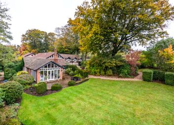 Basingstoke Road, Martyr Worthy, Winchester, Hampshire SO21. 4 bed detached house for sale