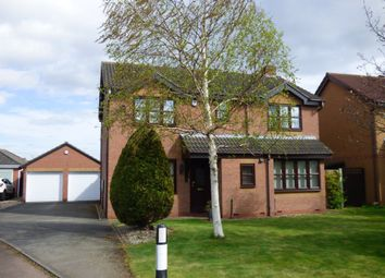 Thumbnail 4 bed detached house to rent in Hickton Drive, Chilwell, Nottingham