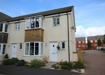 Thumbnail 3 bed end terrace house for sale in Robert Davy Road, Exeter