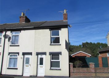 Thumbnail 2 bed end terrace house to rent in Fronks Road, Dovercourt Harwich, Essex