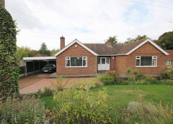 Thumbnail 3 bed detached bungalow for sale in Hilltop Road, Oakengates, Telford