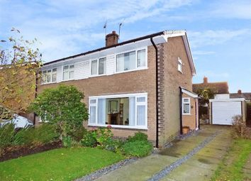 Thumbnail 2 bed semi-detached house for sale in Woodland Road, Rode Heath, Stoke-On-Trent
