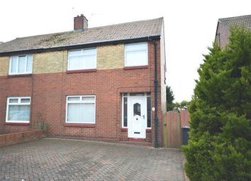 Thumbnail 3 bedroom semi-detached house to rent in Parry Drive, Whitburn, Sunderland, Tyne And Wear