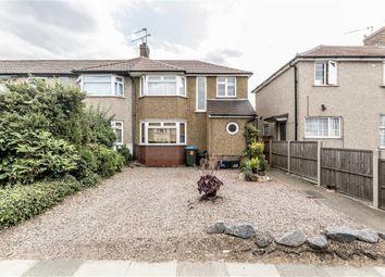 Thumbnail 3 bed terraced house for sale in Warren Road, Whitton, Twickenham