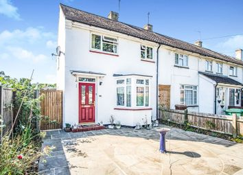 Thumbnail 3 bed end terrace house for sale in Heysham Drive, South Oxhey, Watford
