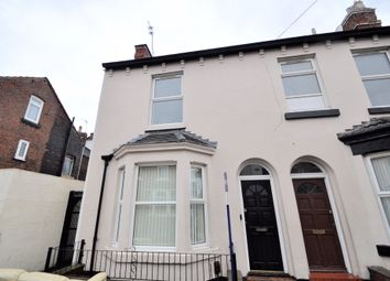 Thumbnail 2 bed end terrace house to rent in Charlotte Road, Wallasey