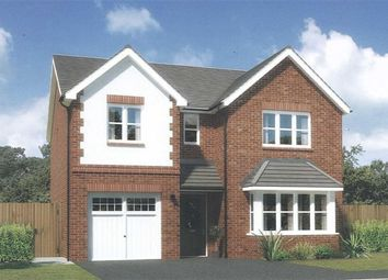 Thumbnail 4 bed detached house for sale in The Stables, Close Lane, Alsager