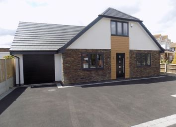 Thumbnail 4 bed detached house for sale in Burton Rise, Walesby, Newark
