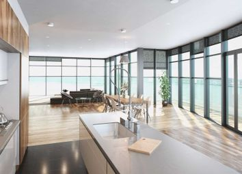 Thumbnail 3 bed flat for sale in Herculaneum Quay Riverside Drive, Liverpool