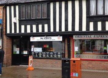 Thumbnail Retail premises for sale in Stourbridge, West Midlands