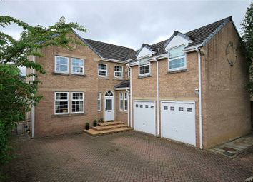 Thumbnail 5 bed detached house for sale in Lea Croft, Mirfield, West Yorkshire