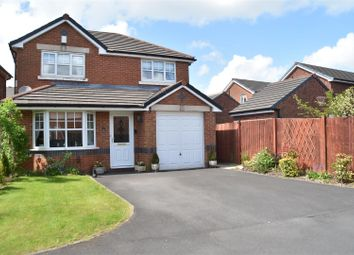 Thumbnail 3 bed detached house for sale in Evergreen Close, Chorley