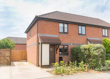 Thumbnail 2 bed end terrace house for sale in Gibson Close, Abingdon