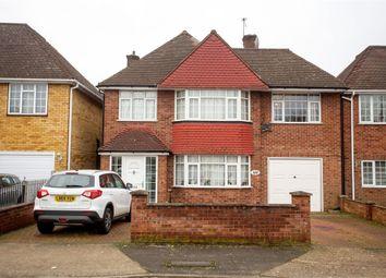 Thumbnail 4 bed detached house for sale in Long Lane, Hillingdon, Uxbridge, Greater London