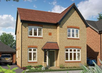 """Thumbnail 4 bed detached house for sale in """"The Aspen"""" at Towcester Road, Silverstone, Towcester"""
