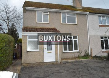 Thumbnail 3 bed semi-detached house to rent in Oldway Lane, Slough, Berkshire.