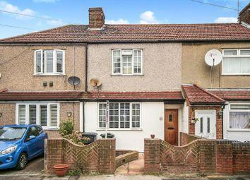 3 bed terraced house for sale in Carlisle Road, Dartford DA1