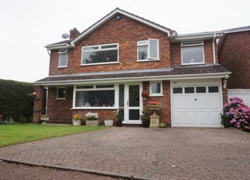 Thumbnail 4 bed detached house for sale in Oaklands, Curdworth, Sutton Coldfield