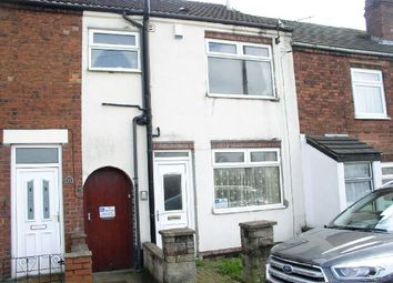 Thumbnail 2 bed terraced house for sale in Bridle Lane, Leabrooks, Alfreton
