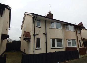 Thumbnail Semi-detached house for sale in 541 Price Street, Birkenhead, Merseyside