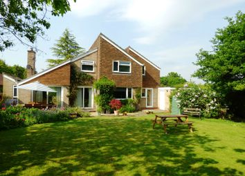 4 bed detached house for sale in The Street, Dockenfield, Surrey GU10