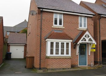 Thumbnail 3 bed detached house for sale in Champlain Way, Earl Shilton, Leicester