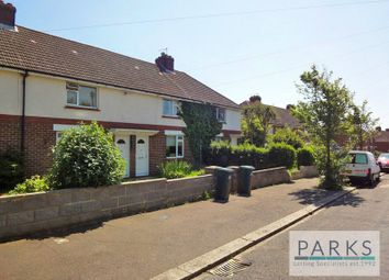 Godwin Road, Hove BN3. 2 bed end terrace house