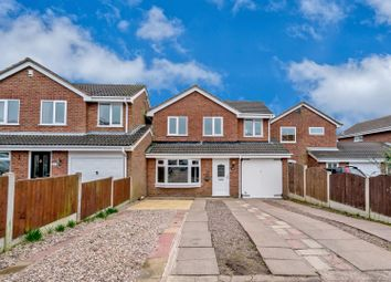 Thumbnail 5 bedroom detached house for sale in Langtree Close, Heath Hayes, Cannock