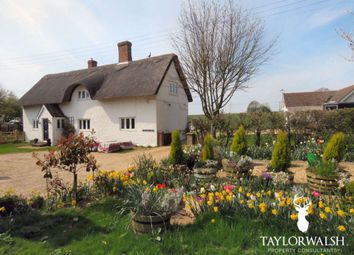 Thumbnail 4 bed detached house for sale in Ampthill Road, Lidlington, Bedford