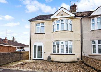 Thumbnail 3 bed semi-detached house for sale in William Street, Rainham, Kent