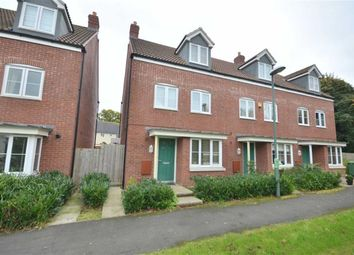 Thumbnail 4 bed town house for sale in Napier Drive, Brockworth, Gloucester