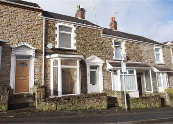 Thumbnail 3 bed terraced house for sale in Watkin Street, Swansea