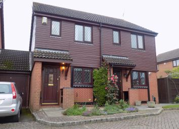 Thumbnail 2 bed semi-detached house to rent in Windmill Fields, Windlesham, Surrey