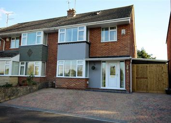 Thumbnail 4 bedroom semi-detached house for sale in Falkirk Road, Wroughton, Swindon