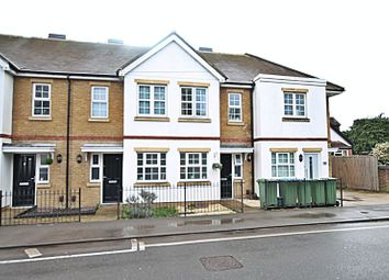Thumbnail 3 bed terraced house to rent in Burwood Road, Burwood Park, Hersham, Walton-On-Thames