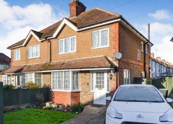 Thumbnail 3 bed property for sale in Kingston Road, Eastbourne