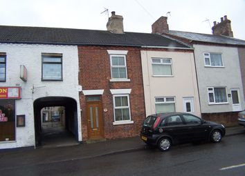 Thumbnail 3 bedroom terraced house to rent in Nottingham Road, Ripley