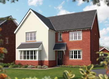 "Thumbnail 5 bedroom detached house for sale in ""The Arundel"" at Weights Lane Business Park, Weights Lane, Redditch"