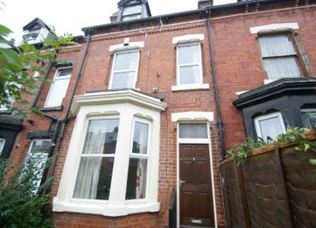 Thumbnail 4 bedroom terraced house to rent in Delph Mount, Woodhouse, Leeds