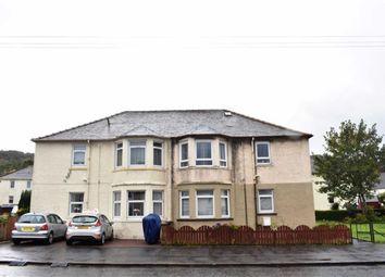 Thumbnail 2 bed flat for sale in 163, Dunlop Street, Greenock, Renfrewshire