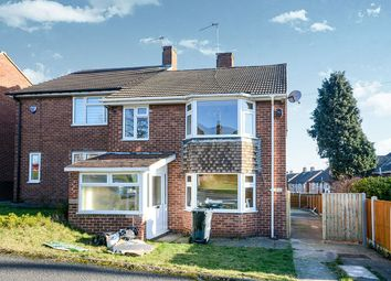 Thumbnail 3 bed semi-detached house to rent in Spring Wood Close, Chesterfield