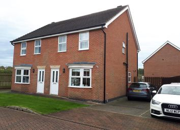 Thumbnail 3 bed semi-detached house to rent in Southwood Park, Driffield