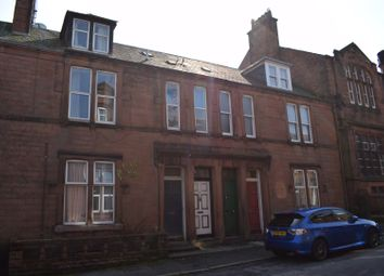 Thumbnail 2 bedroom flat for sale in Rae Street, Dumfries