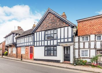 Thumbnail 2 bedroom property for sale in Church Street, Steyning