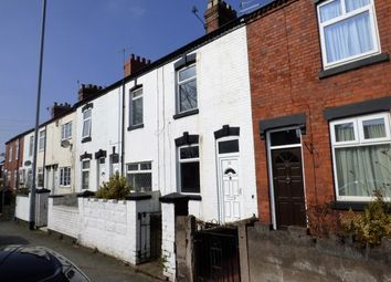 Thumbnail 3 bed terraced house to rent in Newcastle Lane, Stoke-On-Trent