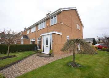 Thumbnail 3 bed semi-detached house for sale in Braeside Close, Great Sutton, Ellesmere Port